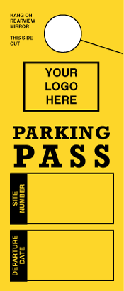 Carbonless forms carbonless duplicate forms carbonless for Hanging parking permit template free